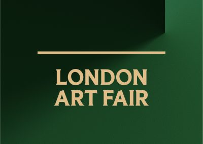 Cross Lane Projects at London Art Fair: Edit 2021